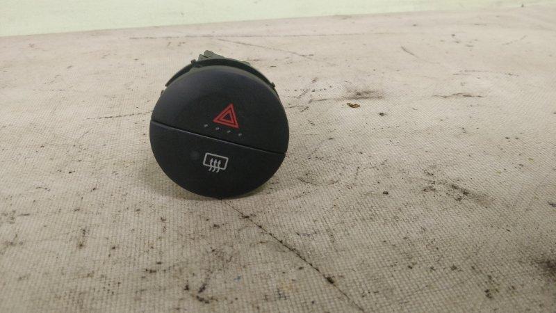 Кнопка обогрева заднего стекла Nissan X-Trail NT30 QR20DE (б/у)