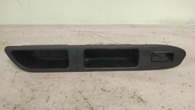 Блок управления стеклоподъемниками Subaru Forester SG5 EJ205 2002.12 передний левый (б/у)