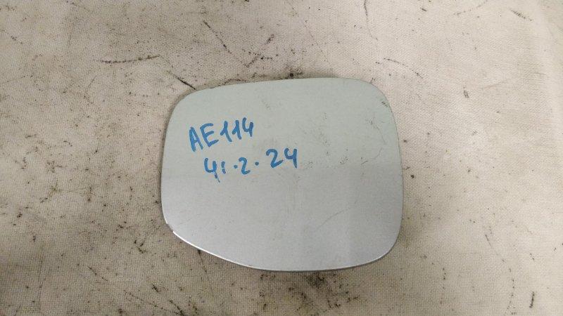 Лючок бензобака Toyota Corolla AE114 4A-FE 1999 (б/у)