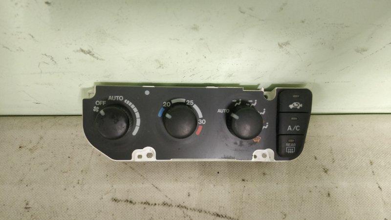 Блок управления климат-контролем Honda Cr-V RD1 B20B 2000 (б/у)