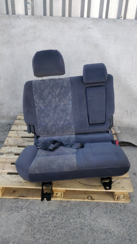 Сиденье Toyota Land Cruiser Prado KDJ95 1KD 2001.06 заднее правое (б/у)