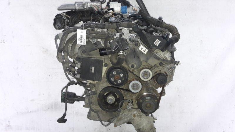 Двигатель Toyota Crown GRS181 4GR-FSE (б/у)