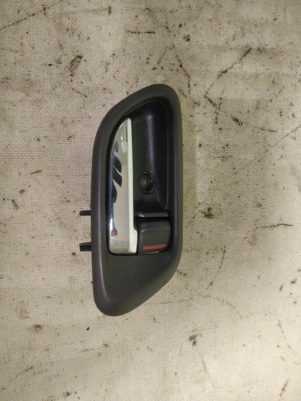 Ручка двери внутренняя Subaru Forester SG5 EJ205 2002.12 задняя правая (б/у)