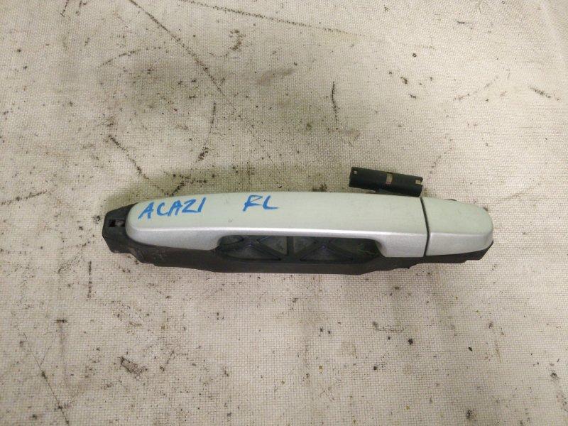 Ручка двери Toyota Rav4 ACA21 1AZ-FSE 2000 задняя левая (б/у)
