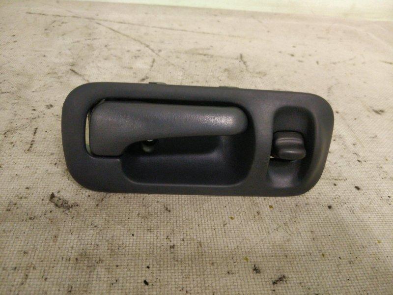 Ручка двери внутренняя Honda Cr-V RD1 B20B 1999 задняя правая (б/у)