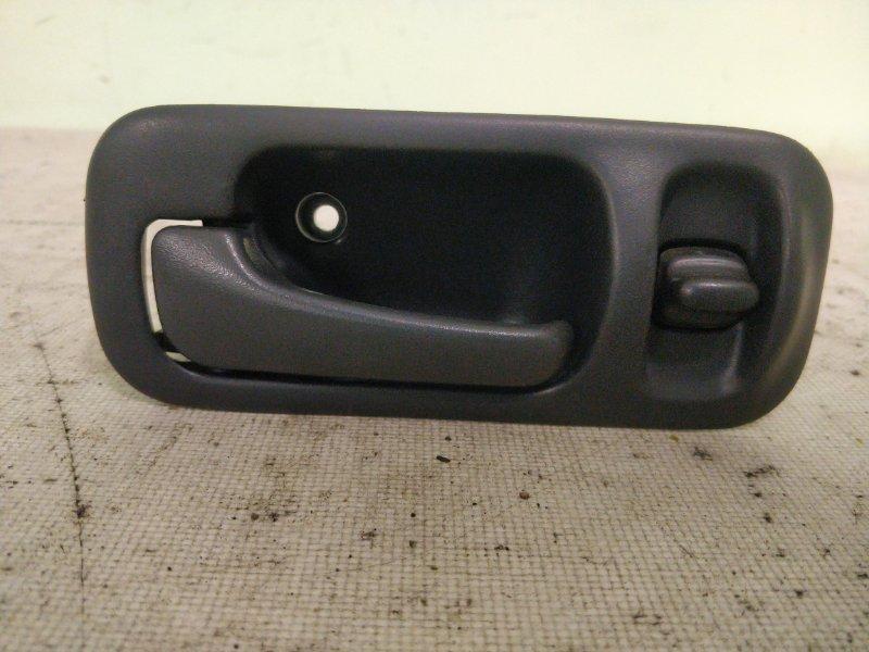 Ручка двери внутренняя Honda Cr-V RD1 B20B 1999 передняя левая (б/у)