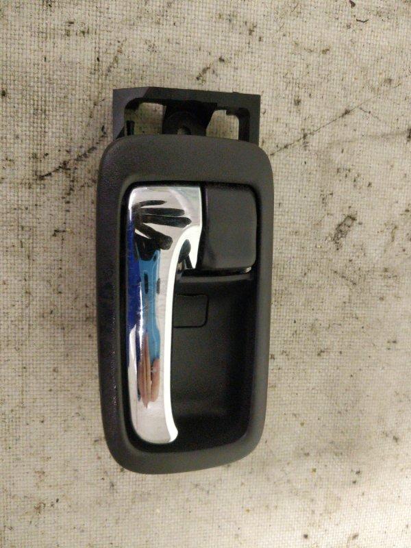 Ручка двери внутренняя Toyota Mark Ii GX115 1G-FE 2001 задняя левая (б/у)