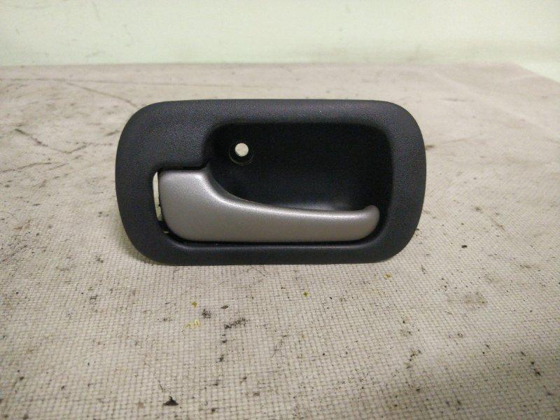 Ручка двери внутренняя Honda Hr-V GH4 D16A 2001 задняя левая (б/у)
