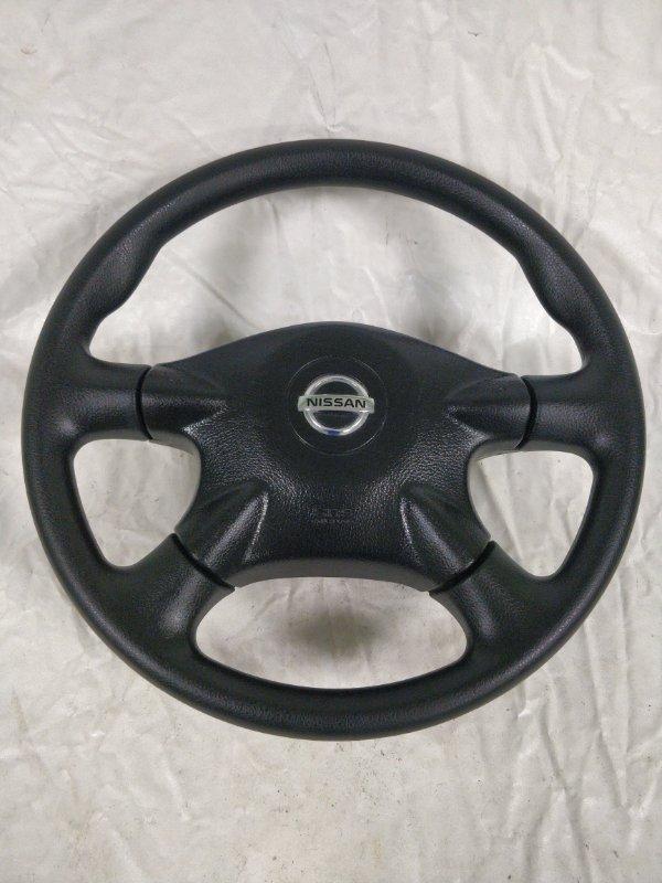 Руль Nissan Wingroad WHNY11 QG18DE 2003 (б/у)