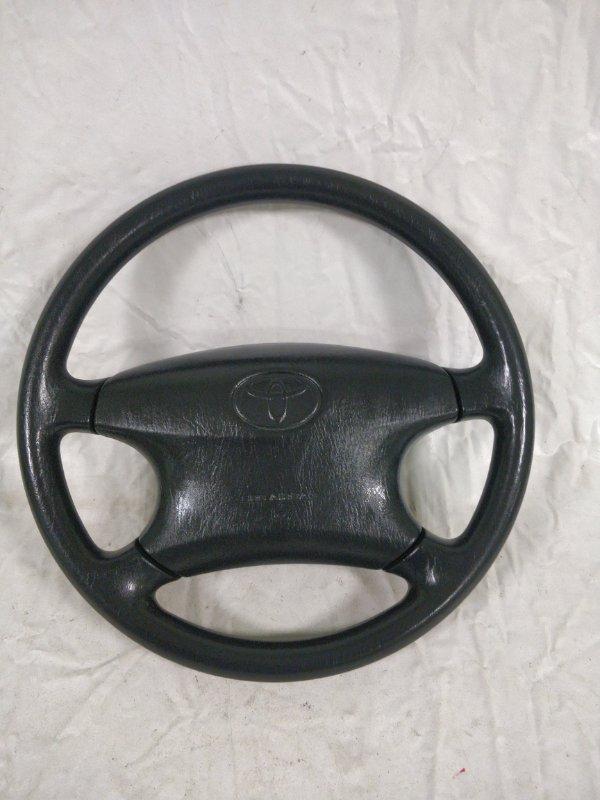 Руль Toyota Corolla NZE121 1NZ-FE 2001 (б/у)