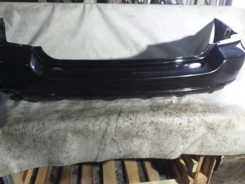 Бампер Subaru Forester SG5 задний (б/у)