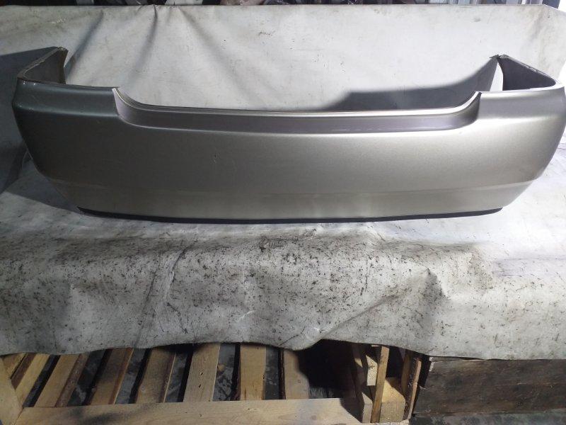 Бампер Toyota Corolla NZE124 1NZ-FE задний (б/у)