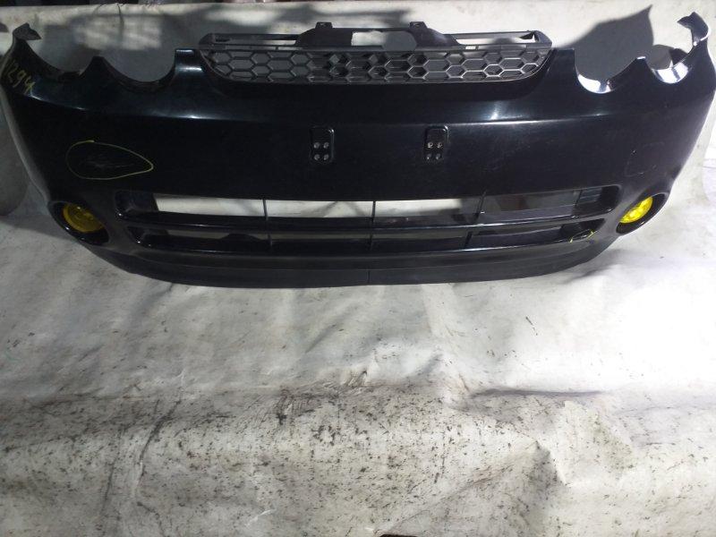 Бампер Honda Hr-V GH4 D16A 2001 передний (б/у)