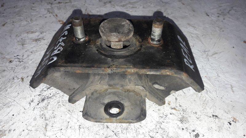 Подушка кпп Isuzu Bighorn UBS73GW 4JX1 задняя (б/у)
