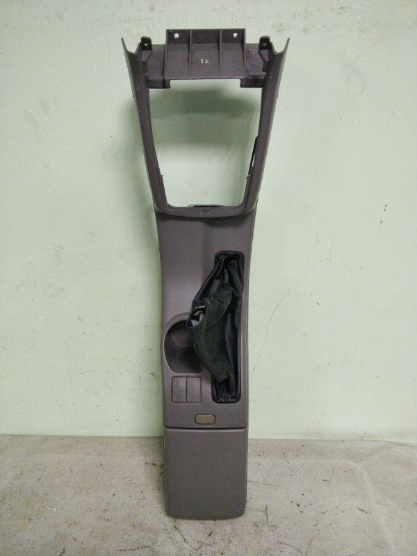 Бардачок между сиденьями Subaru Forester SG5 EJ205 2002.12 (б/у)