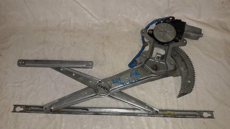 Стеклоподъемник Honda Cr-V RD1 передний правый (б/у)