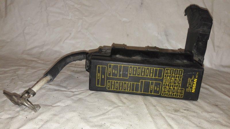 Блок предохранителей Nissan Wingroad WHNY11 QG18DE (б/у)