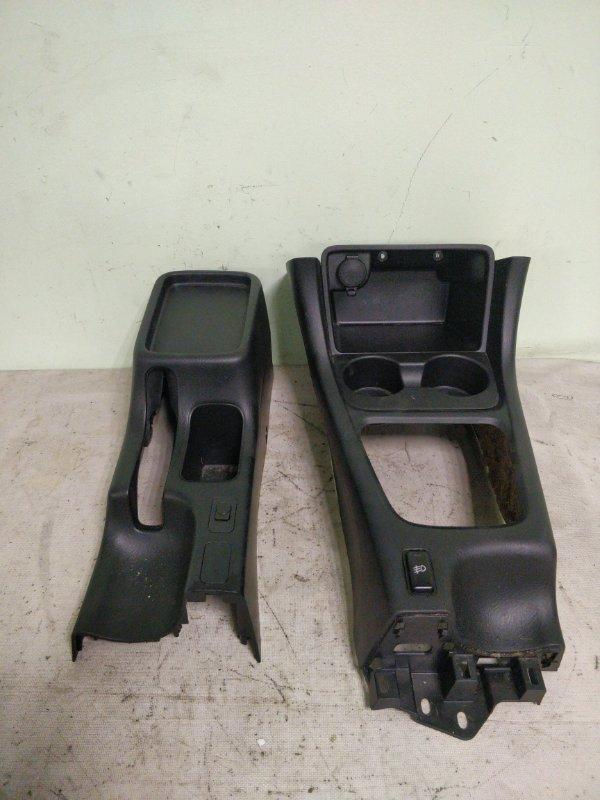 Бардачок между сиденьями Honda Hr-V GH4 D16A 2001 (б/у)