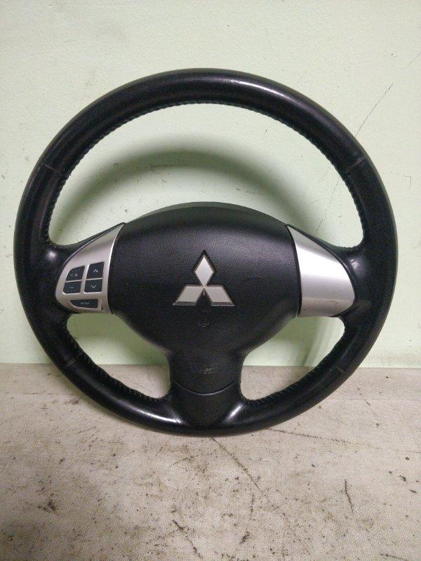 Руль Mitsubishi Outlander CW5W 4B12 (б/у)