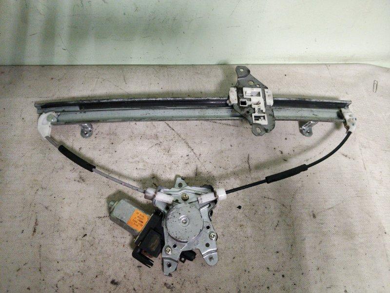 Стеклоподъемник Nissan X-Trail NT30 QR20DE передний левый (б/у)