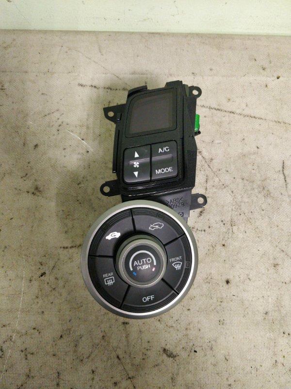 Блок управления климат-контролем Honda Insight ZE2 LDA (б/у)