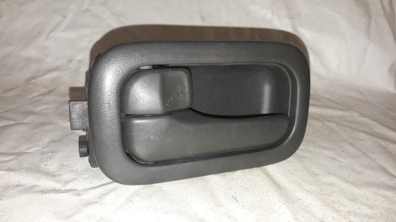 Ручка двери внутренняя Nissan X-Trail NT30 передняя левая (б/у)