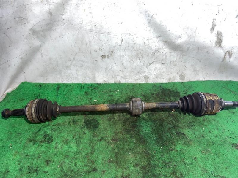 Привод Toyota Carina AT212 5A-FE передний правый (б/у)