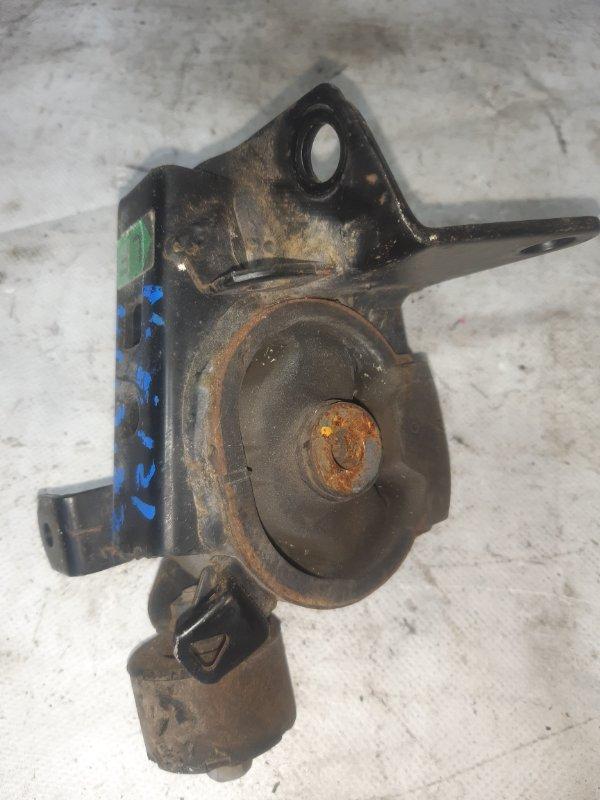 Подушка двигателя Toyota Corolla NZE121 передняя левая (б/у)