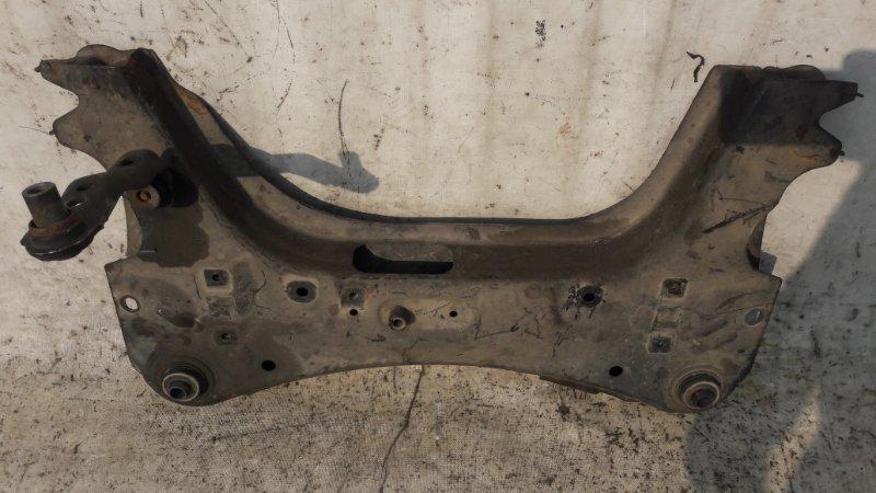 Балка под двс Nissan Tiida NC11 HR15DE передняя (б/у)
