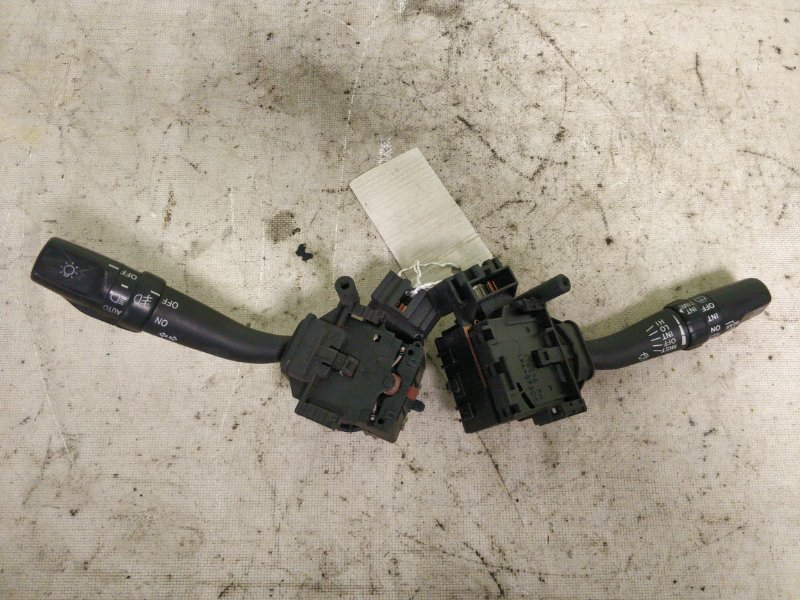Блок подрулевых переключателей Toyota Caldina ST246 3S-GTE (б/у)