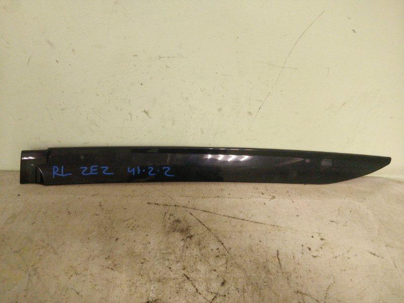 Ветровик Honda Insight ZE2 LDA задний левый (б/у)