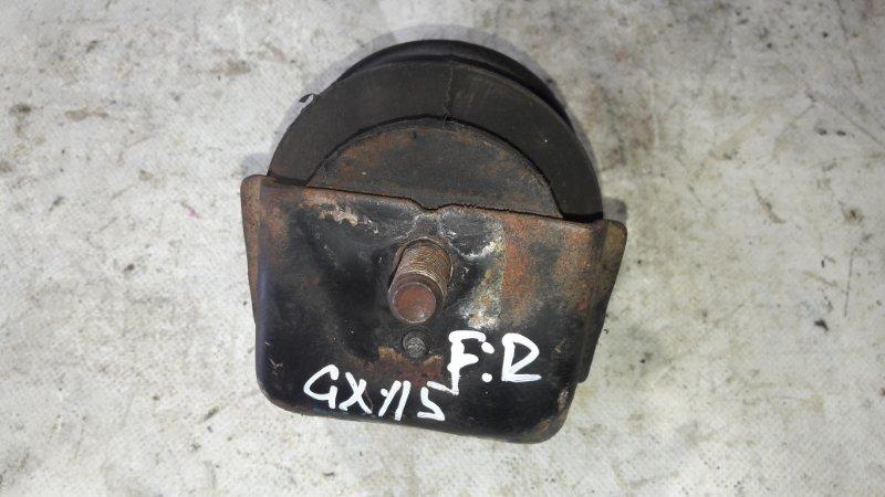 Подушка двигателя Toyota Mark Ii GX115 передняя правая (б/у)