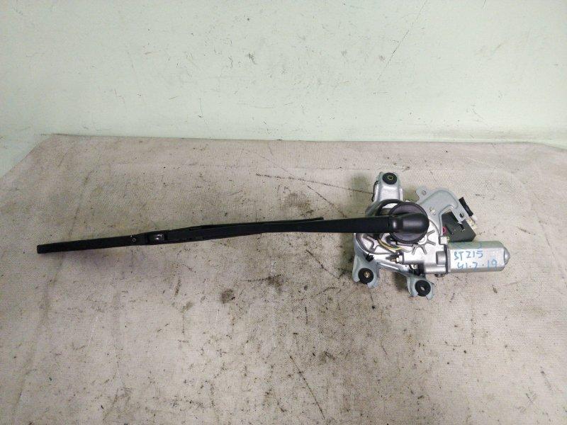 Мотор дворников Toyota Corona Premio ST215 3S-FE задний (б/у)