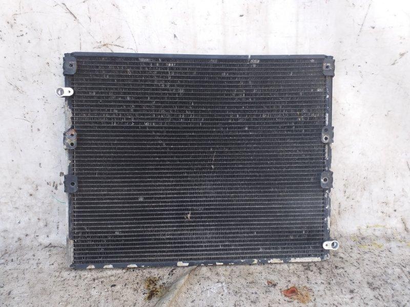 Радиатор кондиционера Toyota Land Cruiser Prado KDJ95 1KD 2001.06 (б/у)