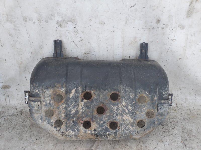 Защита топливного бака Toyota Land Cruiser Prado KDJ95 1KD 2001.06 (б/у)