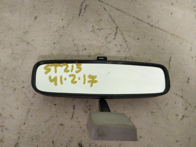 Зеркало салона Toyota Corona Premio ST215 3S-FE (б/у)
