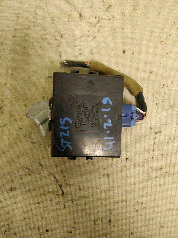 Блок управления замками Toyota Corona Premio ST215 3S-FE (б/у)
