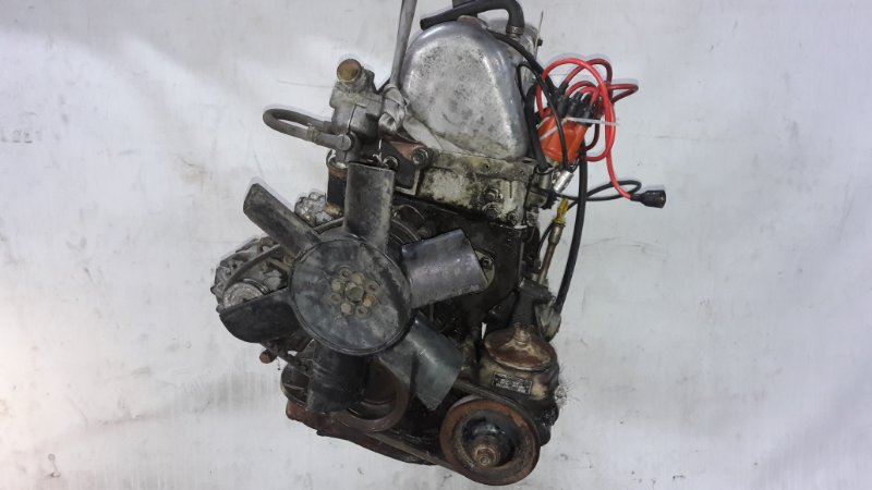 Двигатель Mercedes-Benz E-Class W123 M115 (б/у)