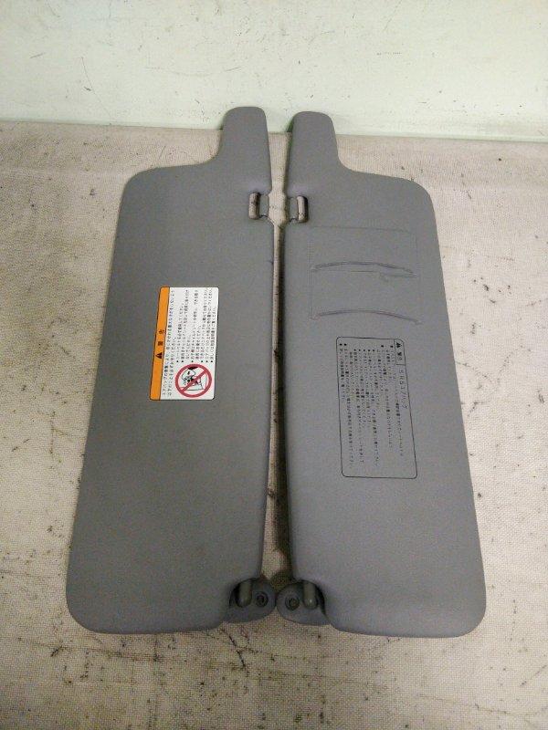 Козырек от солнца Honda Hr-V GH4 D16A 2001 (б/у)