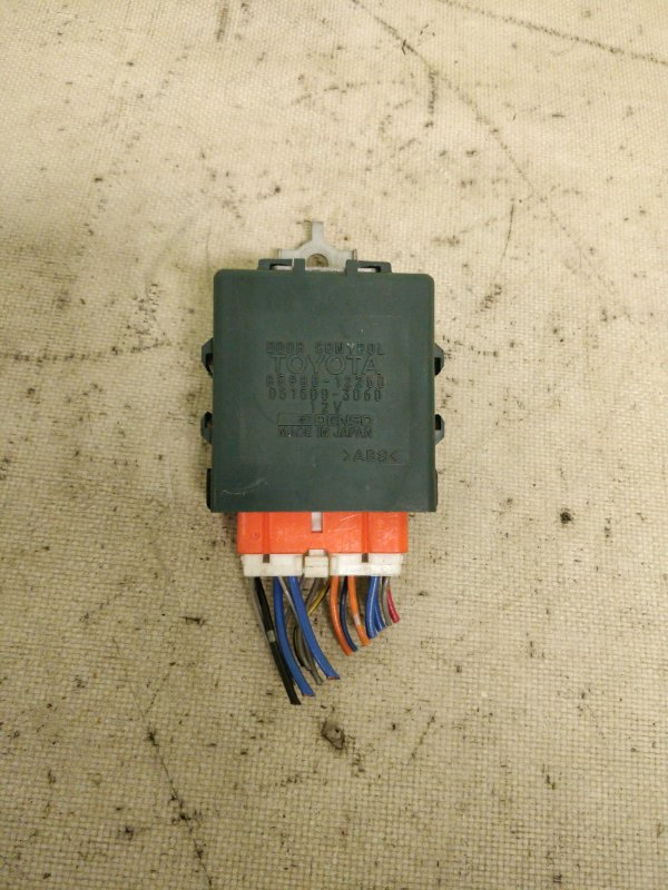 Блок управления замками Toyota Rav4 ACA21 1AZ-FSE 2000 (б/у)