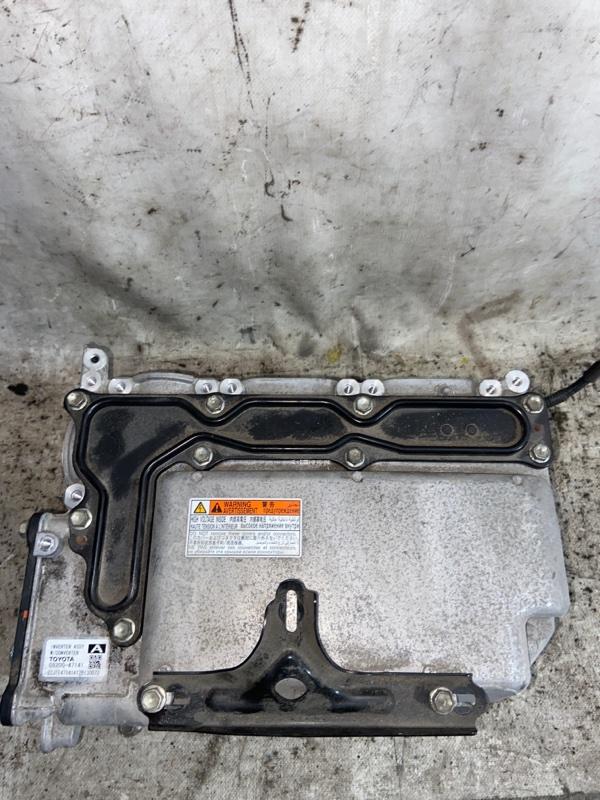 Инвертор Toyota Prius ZVW30 2ZR-FXE 2012 (б/у)