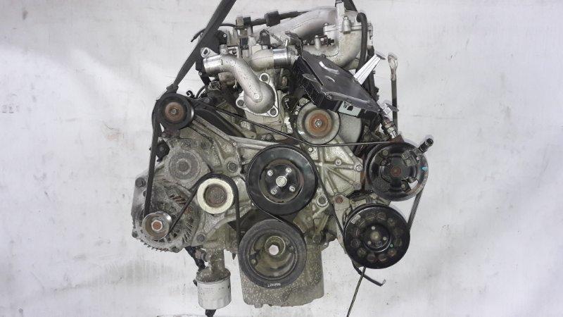 Двигатель Mitsubishi Pajero V93W 6G72 2009 (б/у)