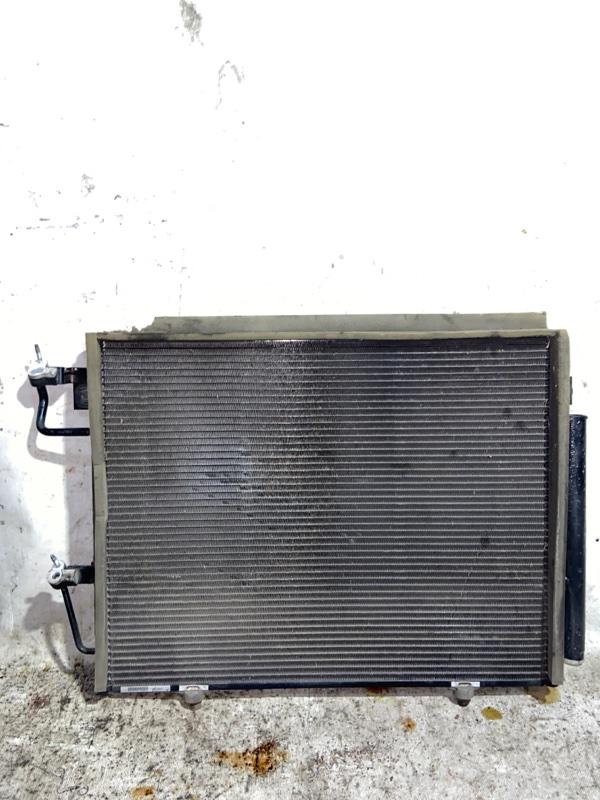Радиатор кондиционера Mitsubishi Pajero V93W 6G72 2009 (б/у)