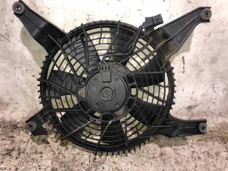 Вентилятор радиатора кондиционера Mitsubishi Pajero V93W 6G72 2009 (б/у)