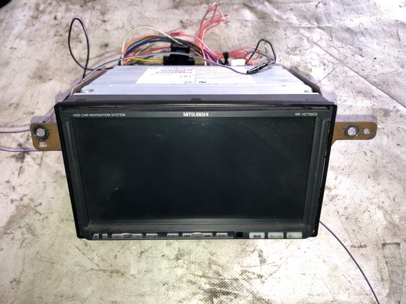 Магнитофон Mitsubishi Pajero V93W 6G72 2009 (б/у)
