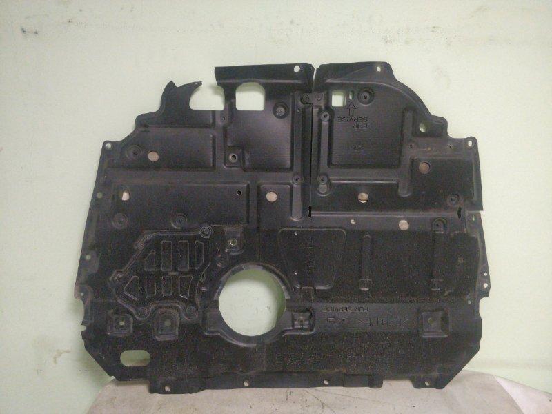 Защита двигателя Toyota Prius ZVW30 2ZR-FXE 2012 (б/у)