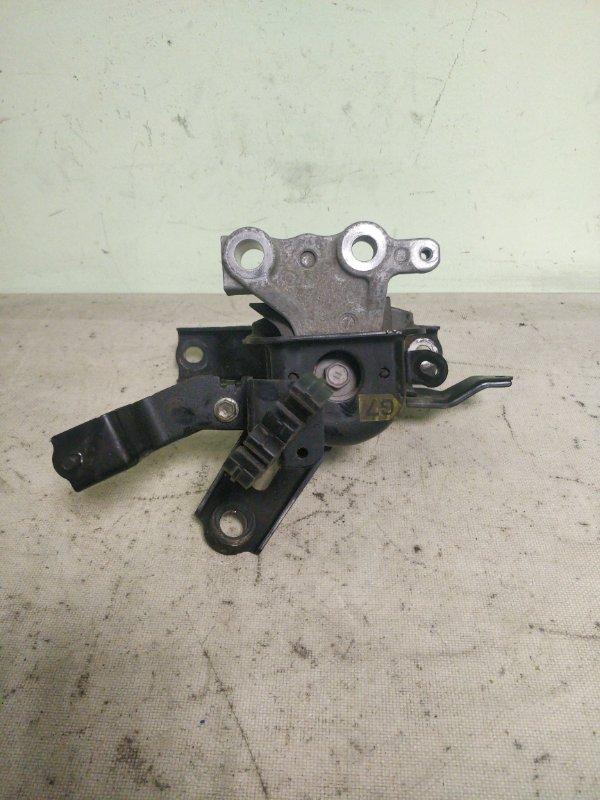 Подушка двигателя Toyota Prius ZVW30 2ZR-FXE 2012 правая (б/у)