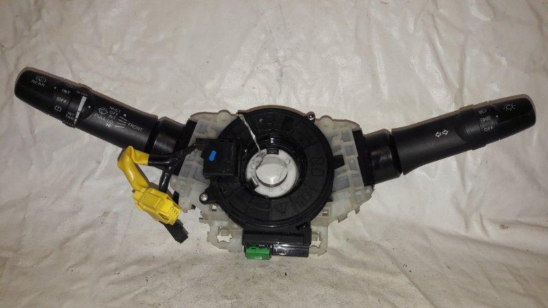 Блок подрулевых переключателей Mitsubishi Pajero V93W 6G72 2009 (б/у)