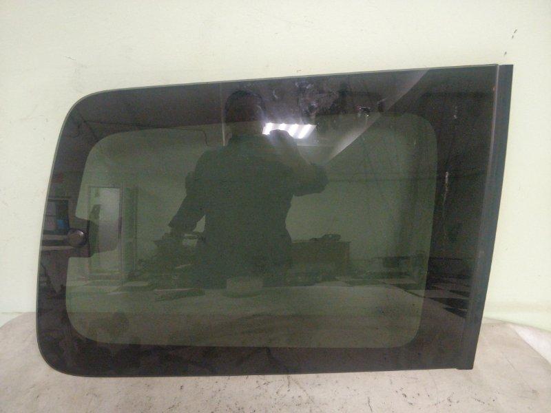 Стекло багажника Mitsubishi Pajero V93W 6G72 2009 заднее правое (б/у)