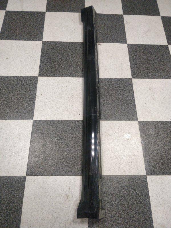 Порог кузова Toyota Crown GRS184 2GR-FSE правый (б/у)